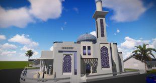 صورة تصميم مسجد صغير , تصميمات و دزاينز لمسجد صغير