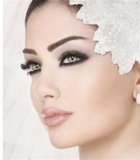 صورة صور مكياج للعروس , مكياج2019 خفيف وناعم