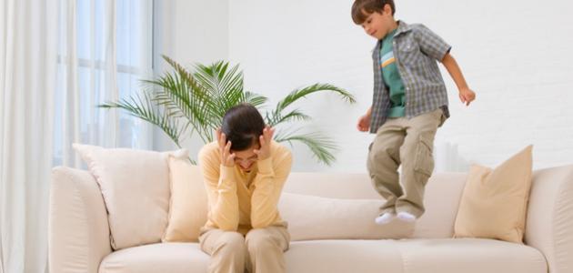 صورة اسباب فرط الحركة عند الاطفال , هل ابنك يعاني من فرط الحركه