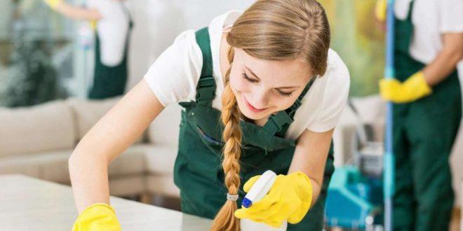 صورة اسهل طريقة لتنظيف المنزل , تعرف علي اسرع طريقة لتنظيف البيت