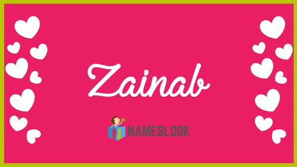 صورة كلمة زينب بالانجليزي , اجمل اسماء العرب 3116 5