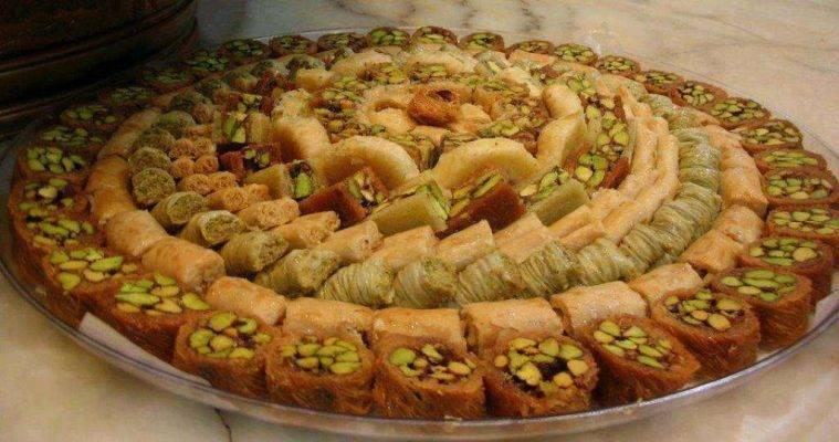 صور اسماء حلويات عربيه , تعرفي على اسماء حلويات عربية