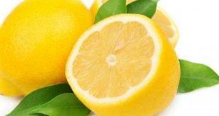 صور فوائد شرب الليمون على الريق , كوب ليمون على الريق يقيك من الامراض