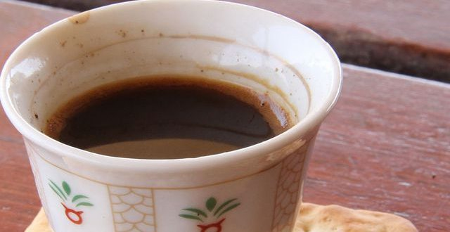 صورة طريقة عمل القهوة العربية , مذاق جميل للقهوة عربية