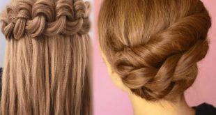 صور افضل تسريحات الشعر للبنات , اختاري تسريحتك وتالقي بها