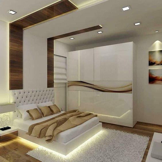 صورة غرف نوم مودرن 2019 , لمحبي الاناقة والتجديد غرف نوم مودرن 3400 4