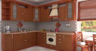 صور صور مطابخ خشب , مطبخك الخشبي حسب ذوقك