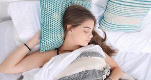 صور اسباب تعرق الرقبة اثناء النوم , لماذا نتعرق اثناء النوم