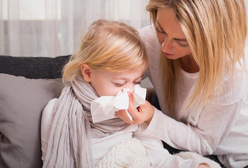 صورة علاج اللوز عند الاطفال , اساليب علاج اللوز عند الاطفال