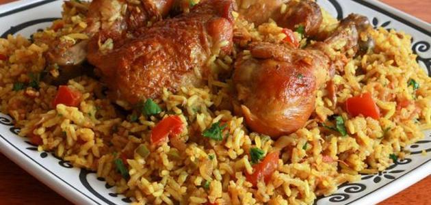 صورة كبسة الدجاج السعودية بالصور , اشهي الوصفات العربيه بالصور 3837 1