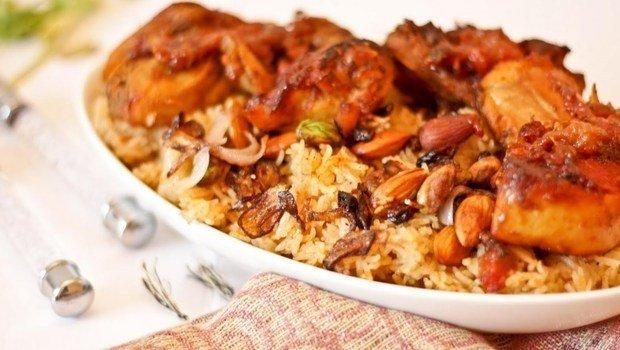 صورة كبسة الدجاج السعودية بالصور , اشهي الوصفات العربيه بالصور 3837 4