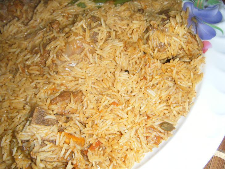 صورة كبسة الدجاج السعودية بالصور , اشهي الوصفات العربيه بالصور 3837 5