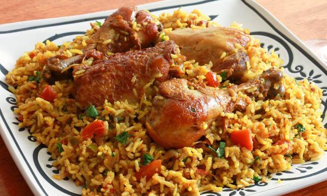 صورة كبسة الدجاج السعودية بالصور , اشهي الوصفات العربيه بالصور 3837 8