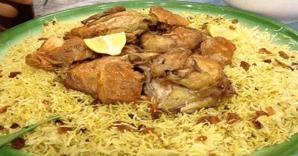 صورة كبسة الدجاج السعودية بالصور , اشهي الوصفات العربيه بالصور 3837