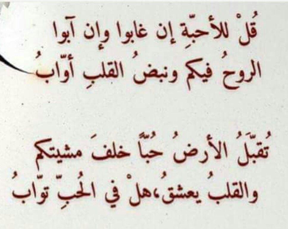 صورة قصيدة حب للحبيب الغالي , اجمل اشعار الحب روعه