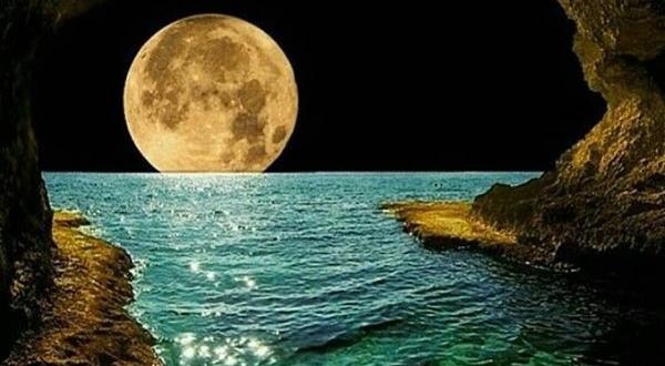 صورة اجمل صور القمر , اروع اطلاله للقمر المضئ