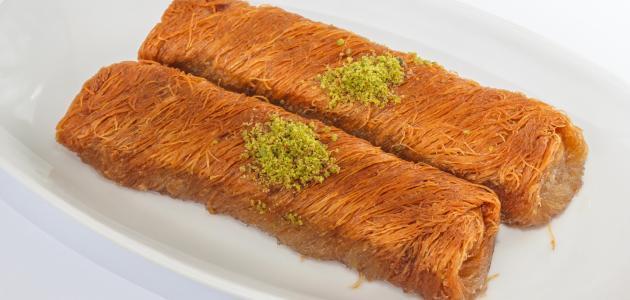 صورة حلويات عربيه بالصور , اطيب حلي عربي بيشهي