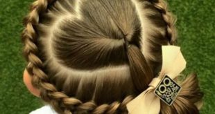 صور تسريحة شعر اطفال , اختاري اجمل تسريحة لاطفالك