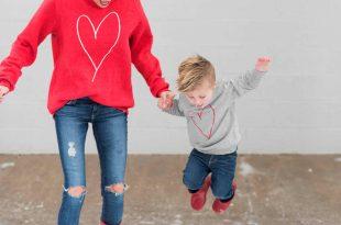 صورة ملابس عيد الحب , اطلالات ملابس الفالنتين باللون الاحمر 1299 11 310x205
