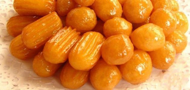 صورة طريقة عمل بلح الشام بدون بيض , احلى بلح شام لكن بلا بيض