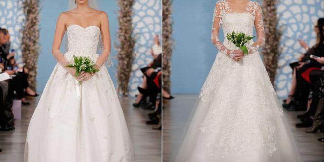 صورة ملابس العروس بالصور , احلى عروس واحلى ملابس بالصور