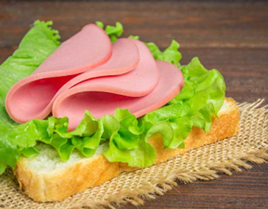 صورة طريقة عمل اللانشون بدون لحم , اسهل لانشون في البيت بدون لحم للنباتيين