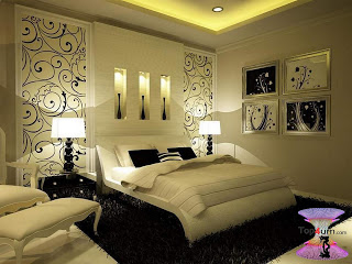 صورة اجمل الالوان لغرف النوم , طلاء لجدران الغرف وخصوصا غرف النوم 2216 6