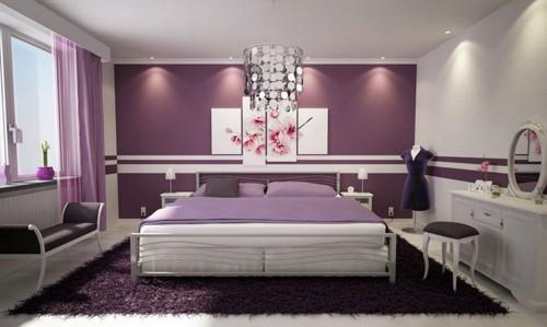 صورة اجمل الالوان لغرف النوم , طلاء لجدران الغرف وخصوصا غرف النوم 2216 7