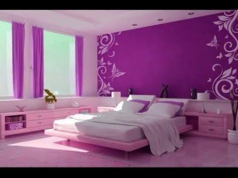 صورة اجمل الالوان لغرف النوم , طلاء لجدران الغرف وخصوصا غرف النوم 2216