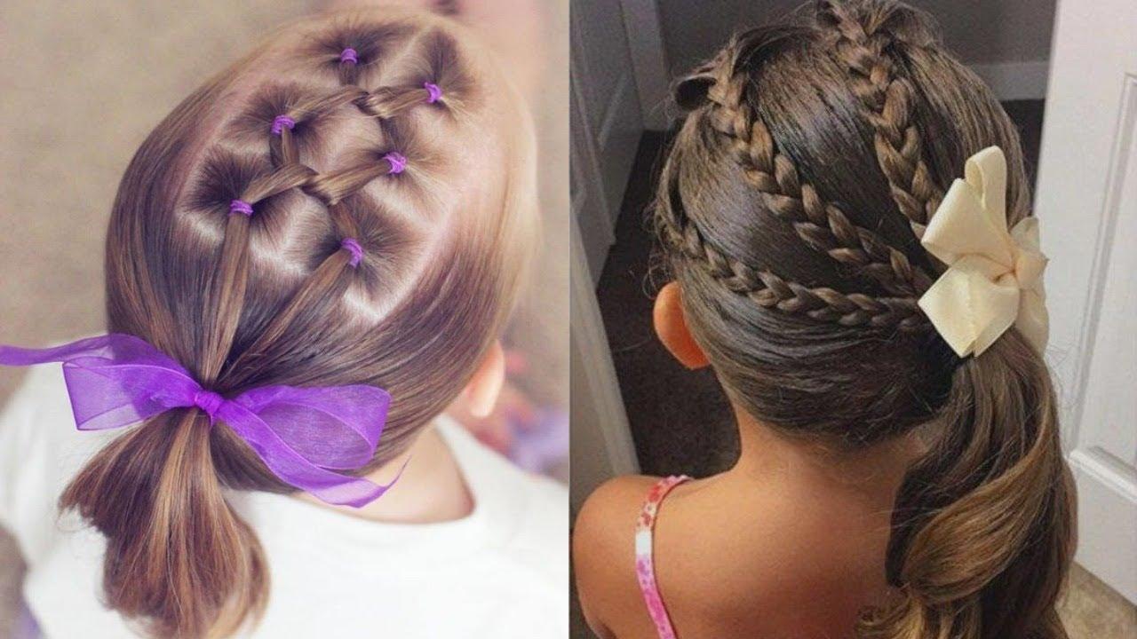 صورة تسريحات بسيطة للاطفال , اروع تسريحات الشعر لزيادة جمال طفلك 2521 1