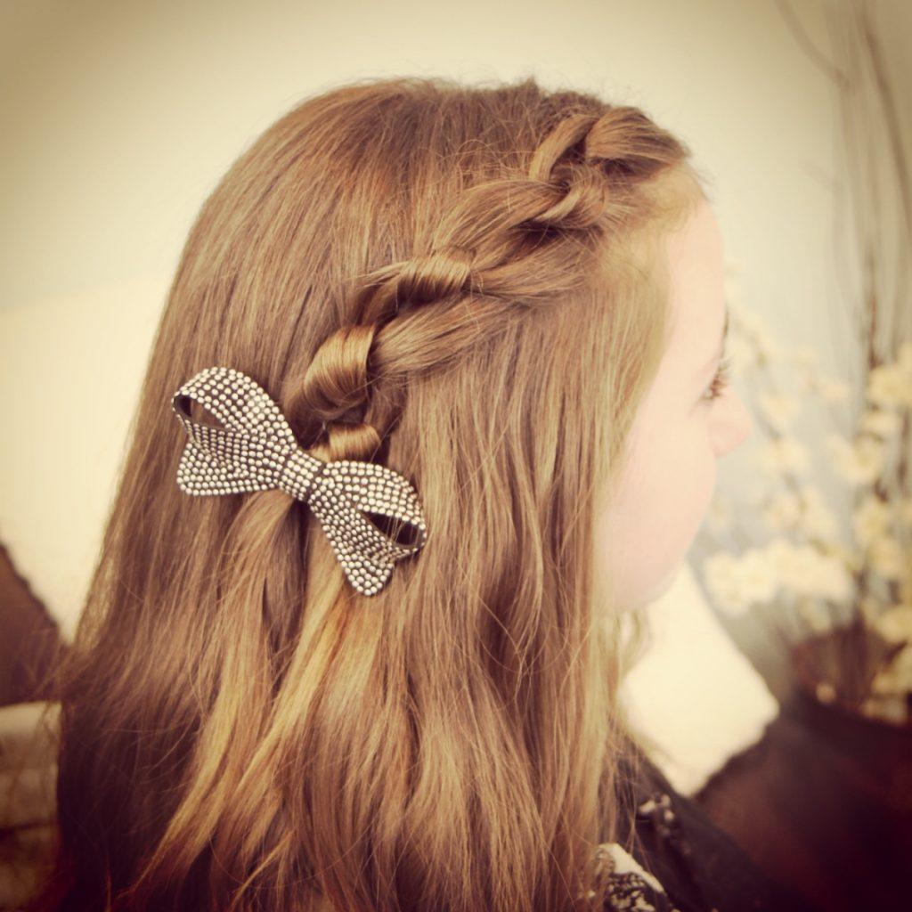 صورة تسريحات بسيطة للاطفال , اروع تسريحات الشعر لزيادة جمال طفلك 2521 2