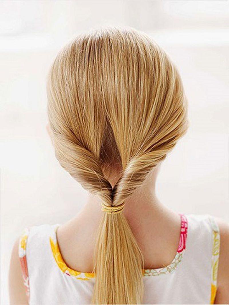 صورة تسريحات بسيطة للاطفال , اروع تسريحات الشعر لزيادة جمال طفلك 2521 7