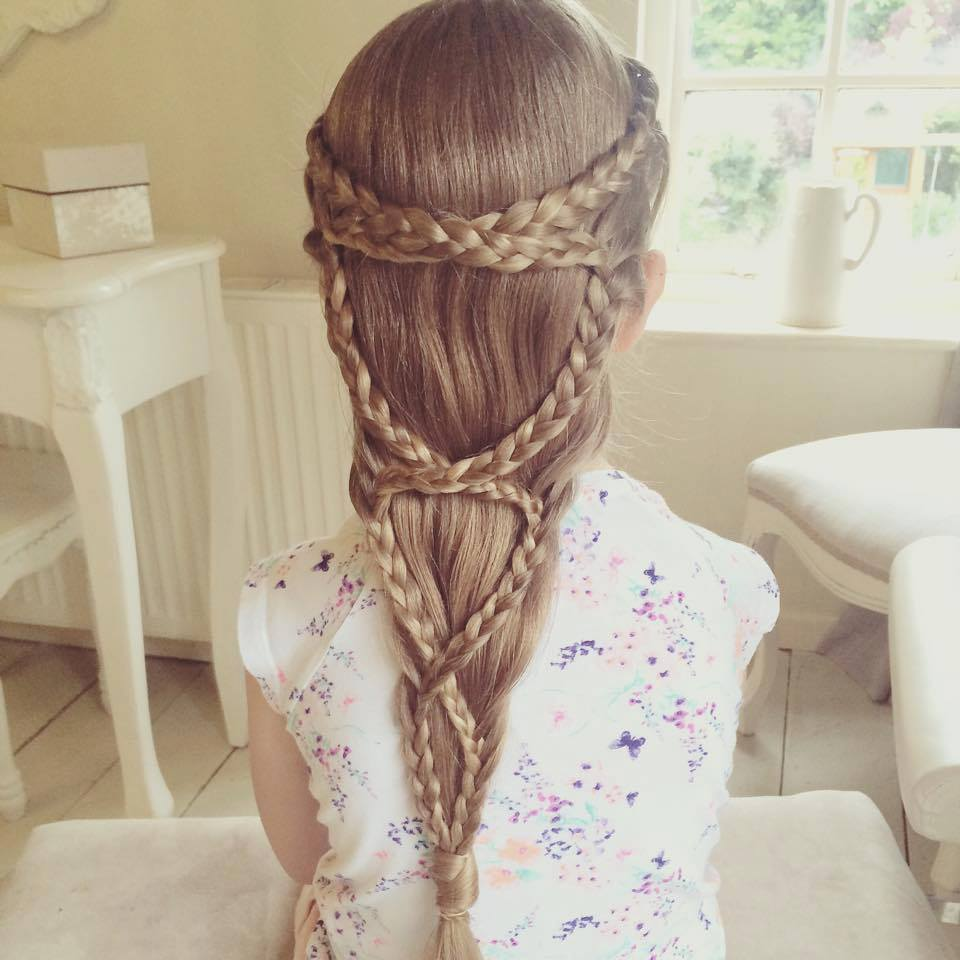 صورة تسريحات بسيطة للاطفال , اروع تسريحات الشعر لزيادة جمال طفلك 2521 8
