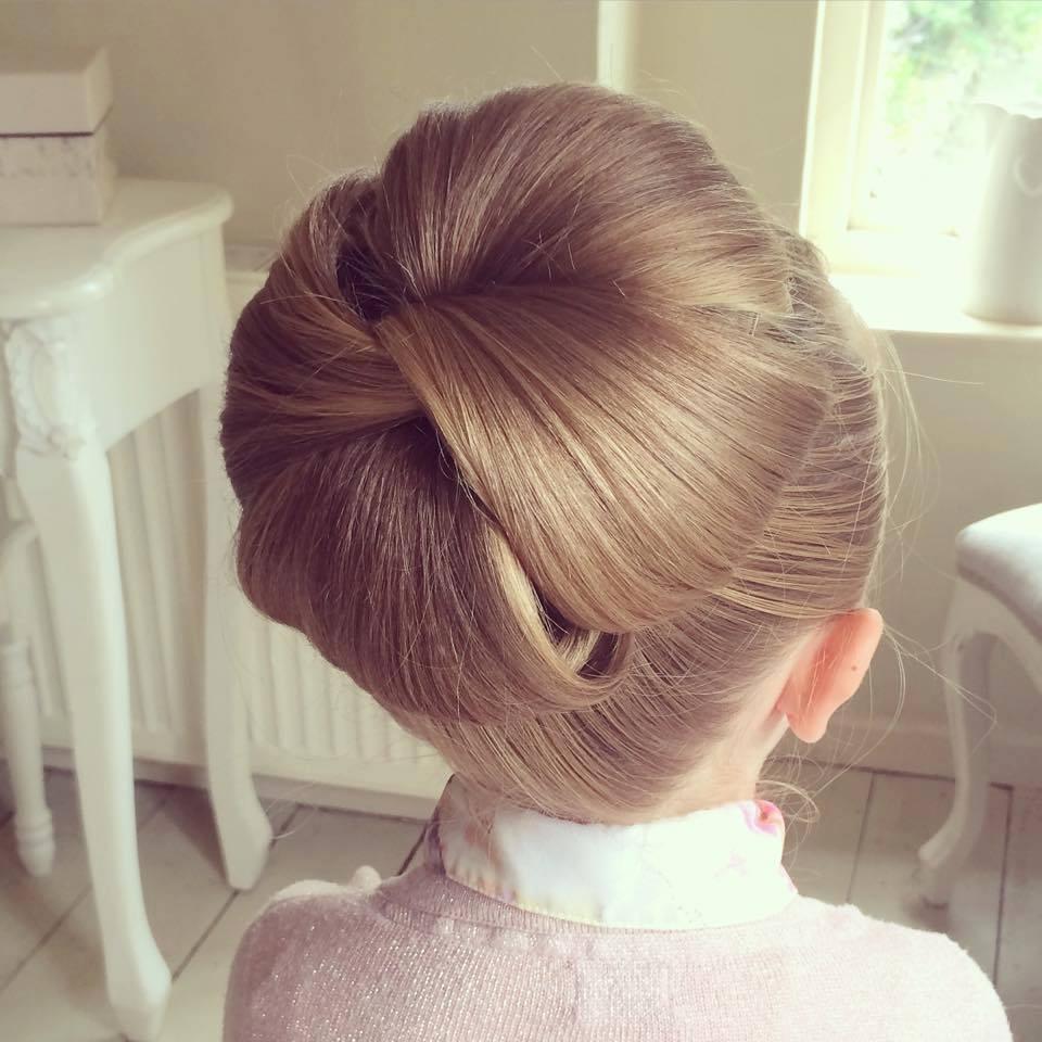 صورة تسريحات بسيطة للاطفال , اروع تسريحات الشعر لزيادة جمال طفلك 2521 9