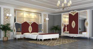 صور اخر موديلات غرف النوم , اجمل تصاميم لغرف النوم