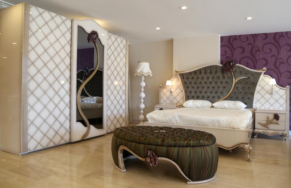 صورة اخر موديلات غرف النوم , اجمل تصاميم لغرف النوم