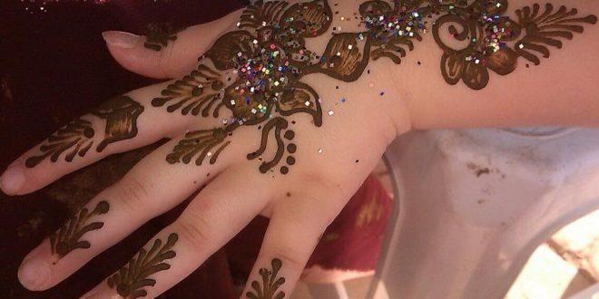 صورة صور نقش مغربي , نقش الحناء المغربية للعرائس