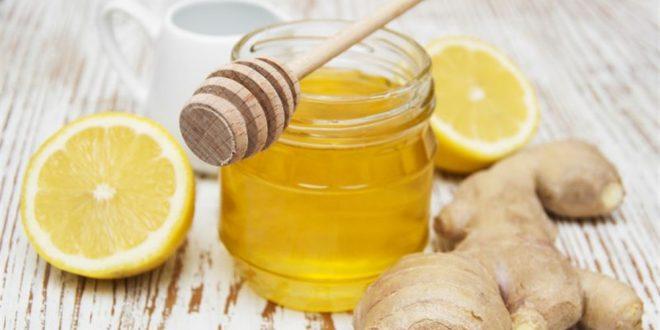 صور فوائد العسل مع الزنجبيل على الريق , حسن من قدراتك العصبية بالعسل والجنزبيل
