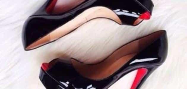 صورة حلم شراء حذاء جديد , اشتريت حذاء جديد عجبني قوي تحفة لكن انا بحلم