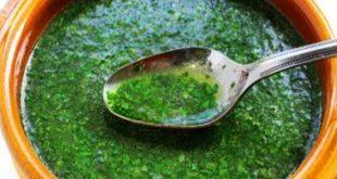 صور كيف طبخ الملوخيه , طبخة مصرية مائة في المائة لكنها محبوبة جدا