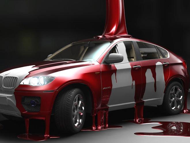 صورة طريقة رش السيارة , الطريقه والادوات المستخدمه لرش السياره