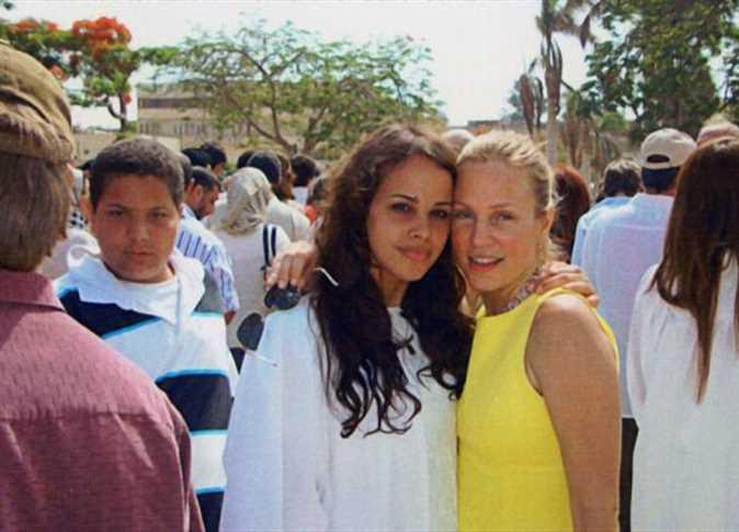 صورة شيرين رضا وابنتها , شوف بنت شرين رضا