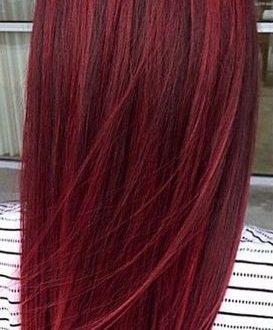 صور الوان شعر احمر , احلى الوان الشعر الاحمر