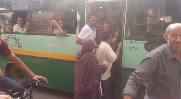 صورة صور عن المواصلات , اوضاع جديدة نراها في المواصلات