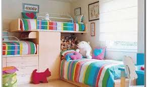 صورة غرف نوم للاطفال للمساحات الصغيرة , ديكورات غرف نوم اطفال مودرن 322 5