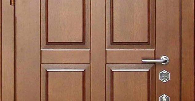 صورة اشكال ابواب غرف خشب , احلى الابواب الخشبية للغرف