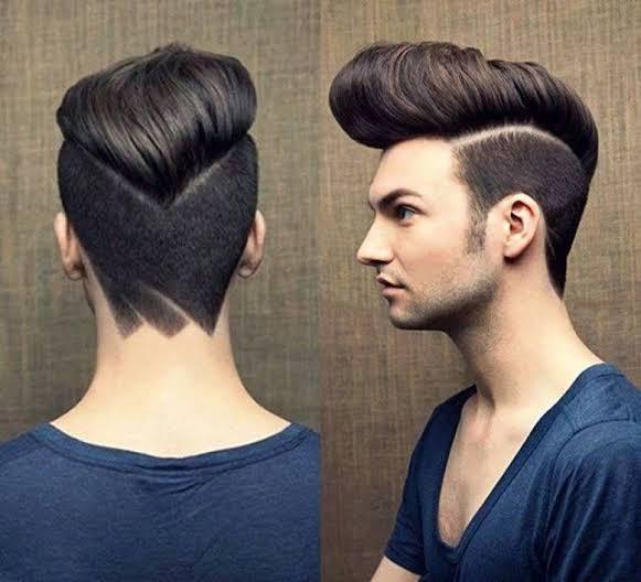 صورة احدث قصات الشعر رجالي 2019 , قصات شعر عالمية للرجال 6975 6