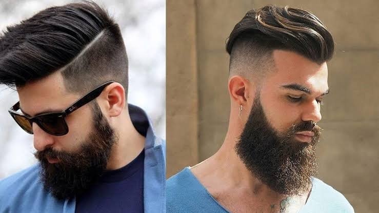 احدث قصات الشعر رجالي 2021 قصات شعر عالمية للرجال احاسيس بريئة