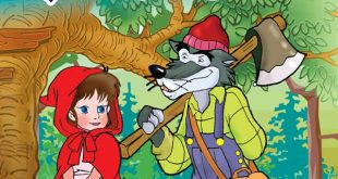صورة رسوم ليلى والذئب , احلى رسوم ليلى والذئب