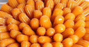 صورة حلويات شرقية بسيطة , صور حلويات شرقيه لذيذه